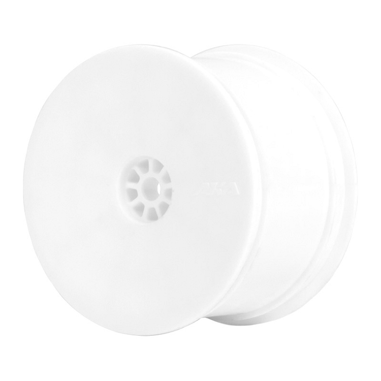 1:10 HEXLITE 2WD/4WD BUGGY REAR WHEEL WHITE