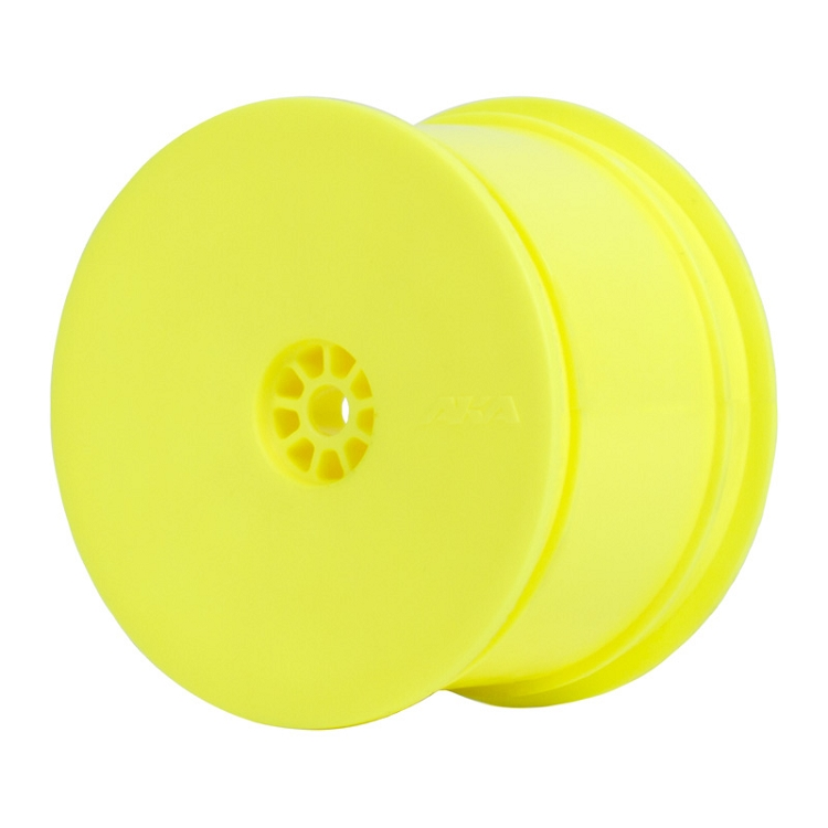 1:10 HEXLITE 2WD/4WD BUGGY REAR WHEEL YELLOW