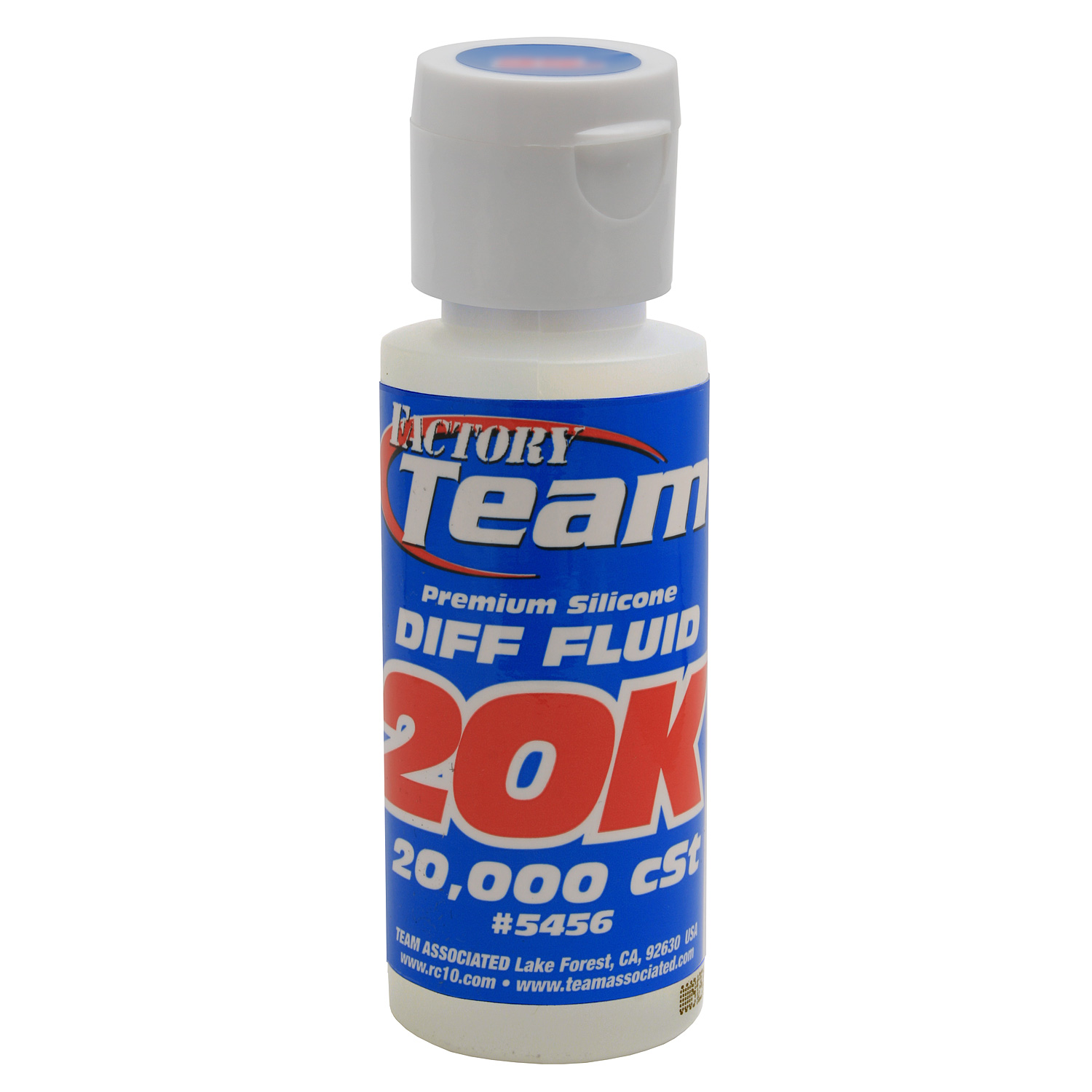 ASC5456 FT Silicone Diff Fluid, 20,000 CST