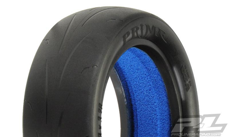 "Prime 2.2"" 2WD MC (Clay) Off-Road Buggy Front Tires"