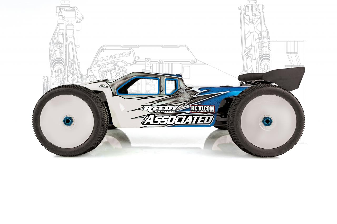 Team Associated RC8T3.1/.2 ECO Option Parts