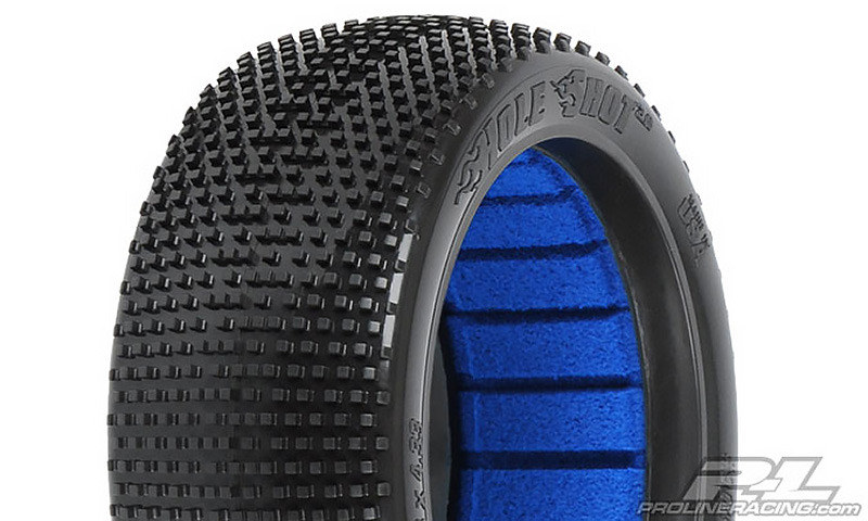 Hole Shot 2.0 Off-Road 1:8 Buggy Tires S2 Medium