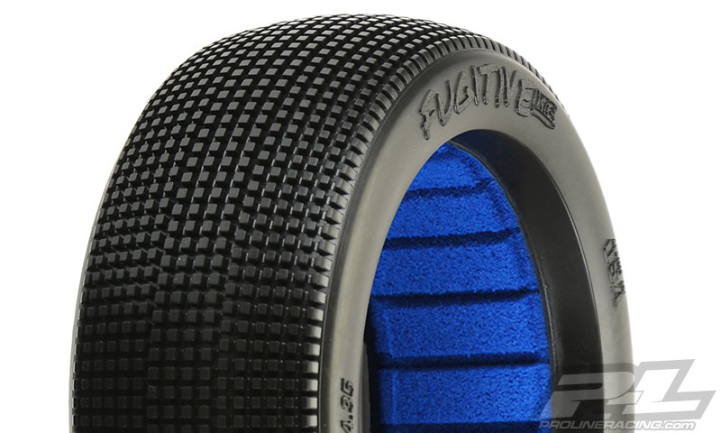 Fugitive Lite Off-Road 1:8 Buggy Tires S2 Medium