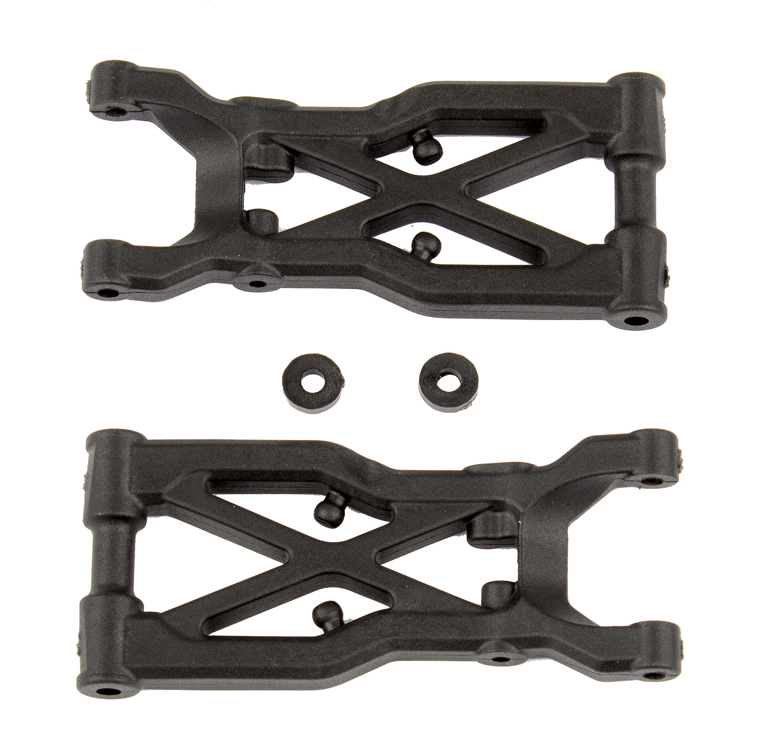 ASC92130 RC10B74 Rear Suspension Arms