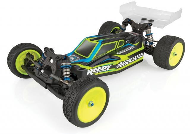 Team Associated B6.1D Option Parts