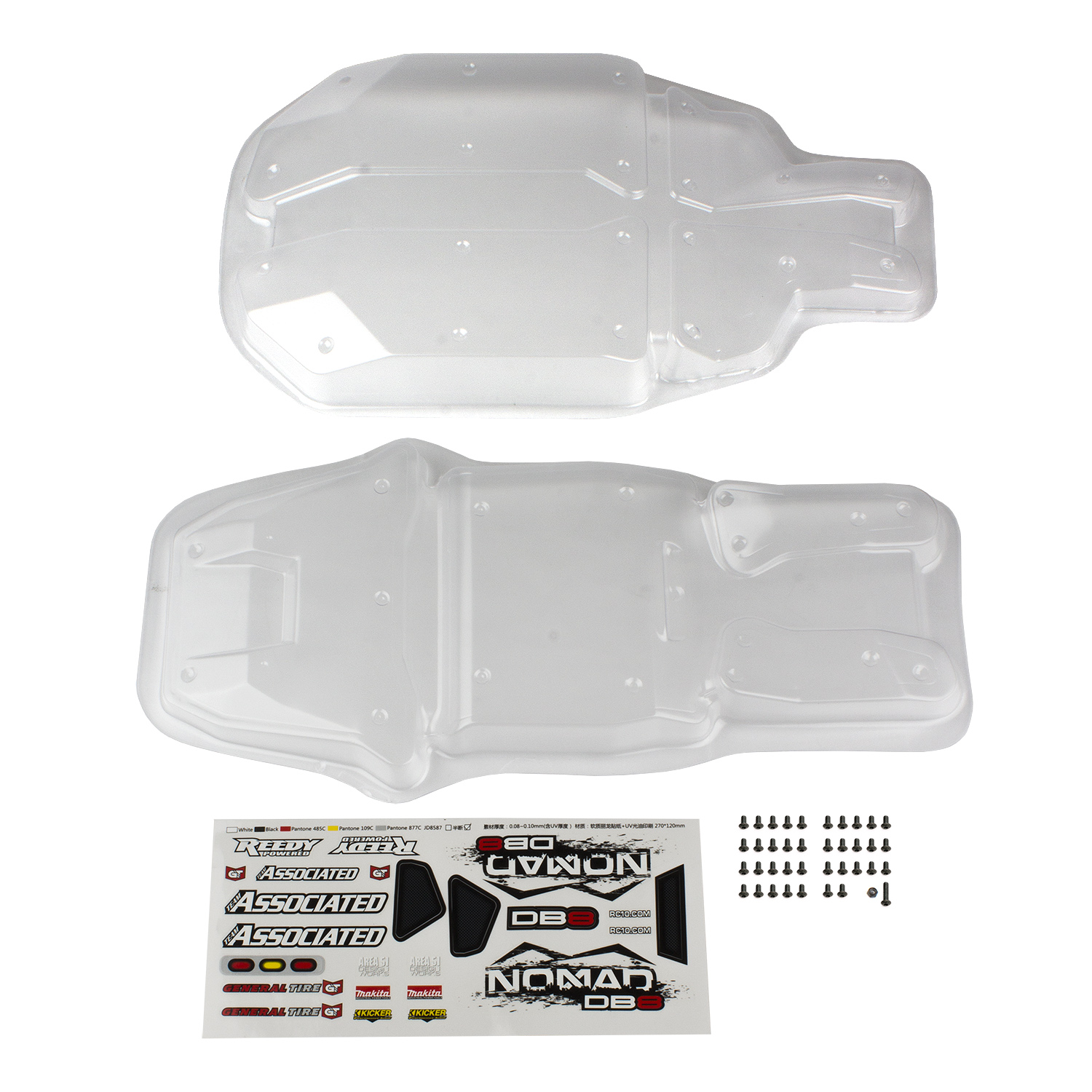 89605 Nomad Body, clear
