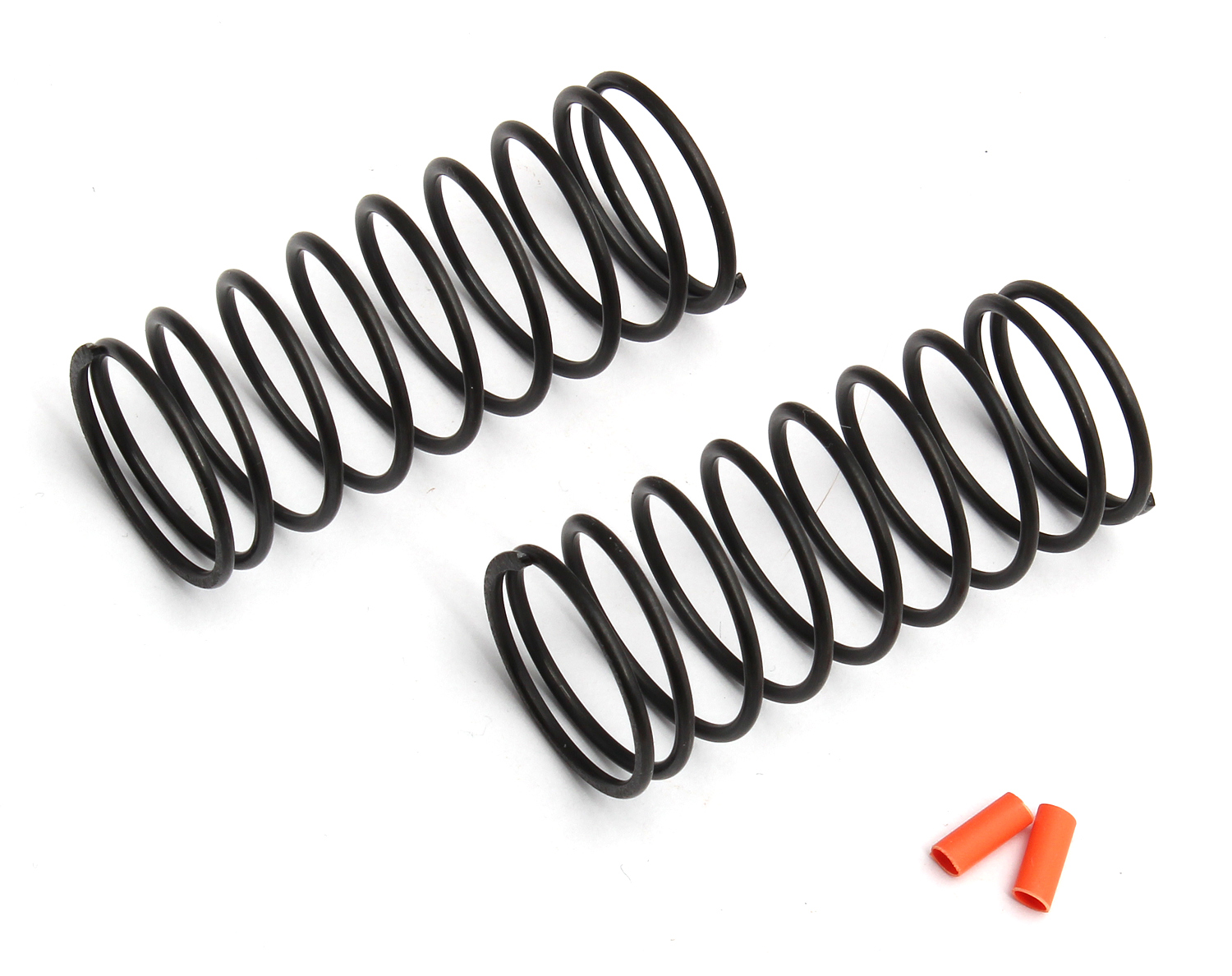 ASC91333 12mm Front Springs, orange, 4.05 lb