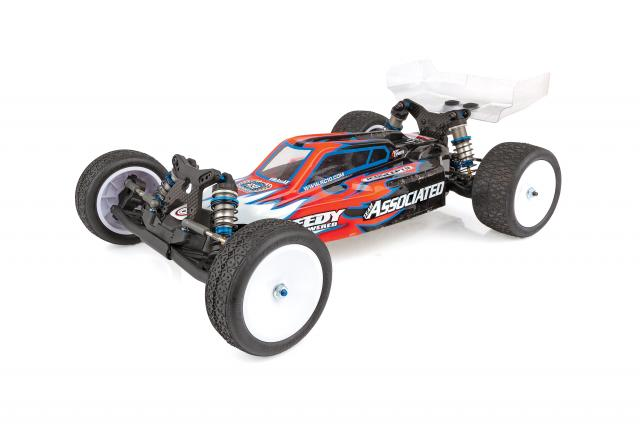 Team Associated B6.1FL Option Parts