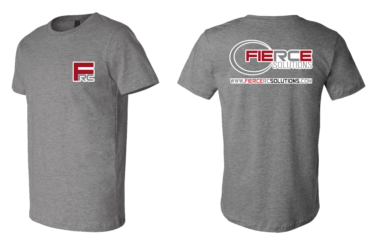 Fierce RC T-Shirt Small
