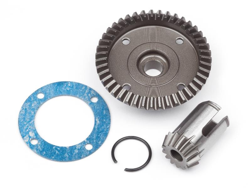 HB112778 HB RACING DIFFERENTIAL GEAR SET