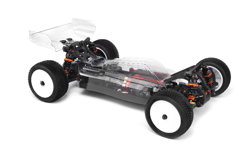 HB204241 RACING D418 1/10 Competition Electric Buggy 4wd