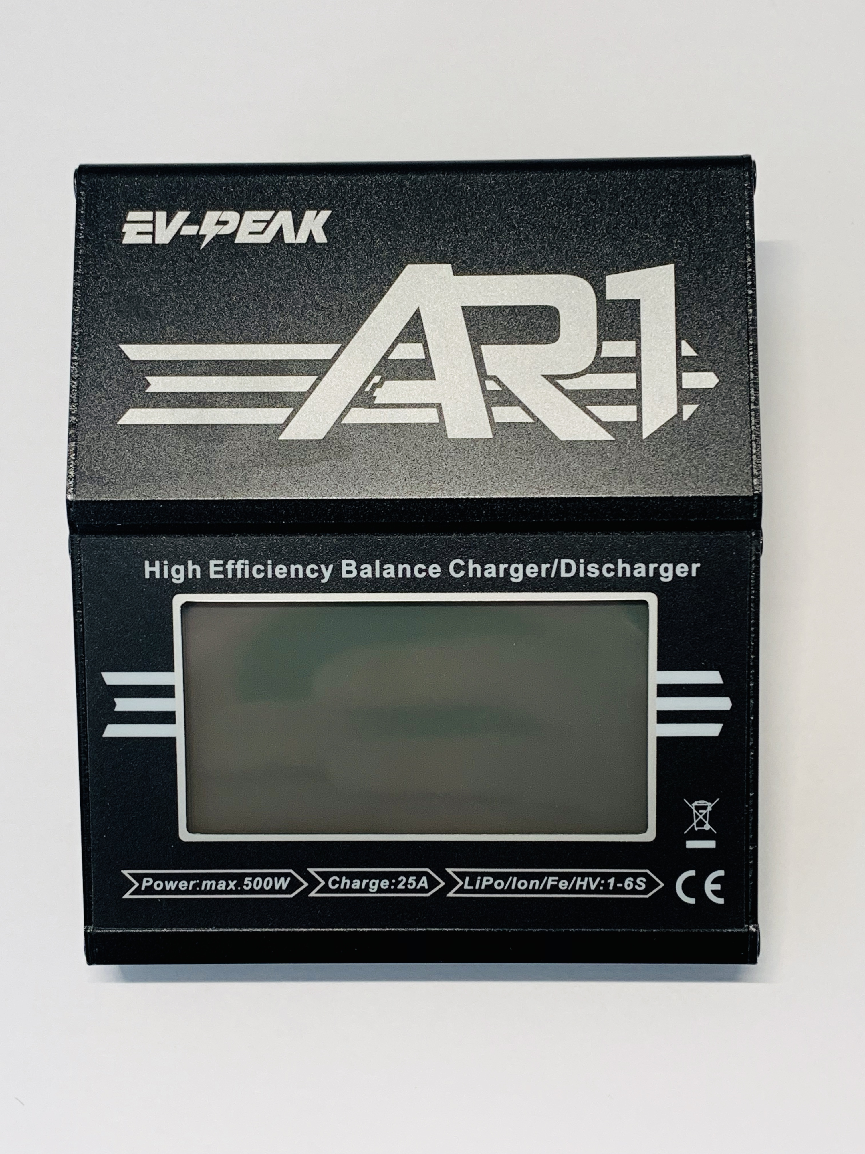 EV-Peak AR1 Black Edition Multi Function Touch Screen Charger