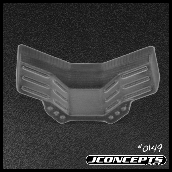 Finnisher RC10B5 Front Wing - Wide