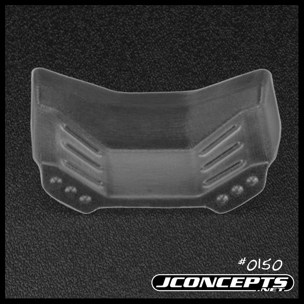 Finnisher RC10B5M Front Wing - Narrow