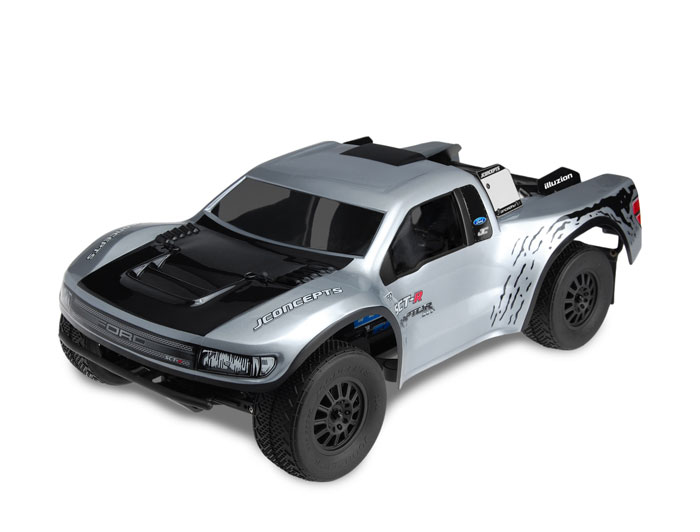 Illuzion - Ford Raptor SVT - X-Flow Body