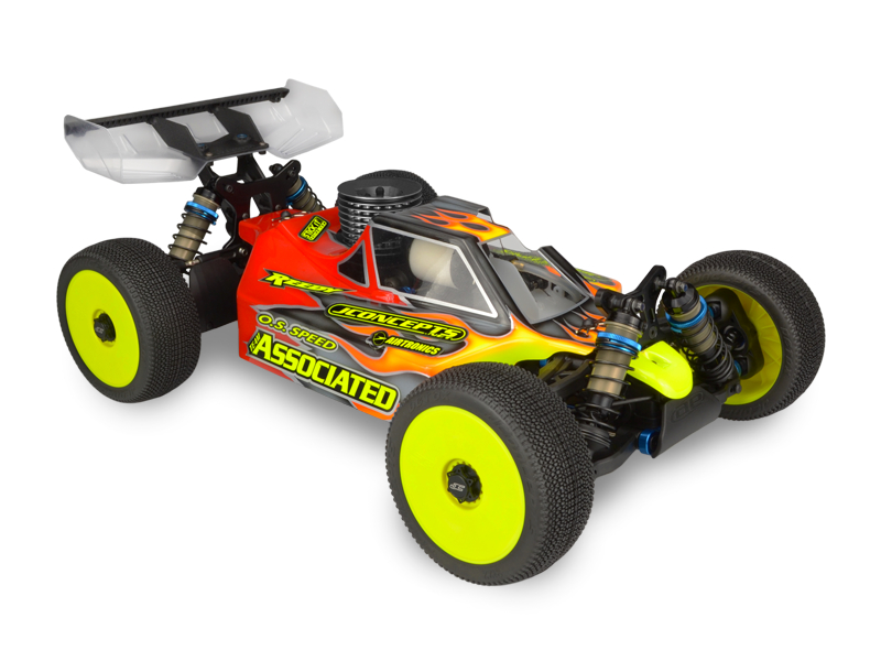 Striker - RC8B3 Body