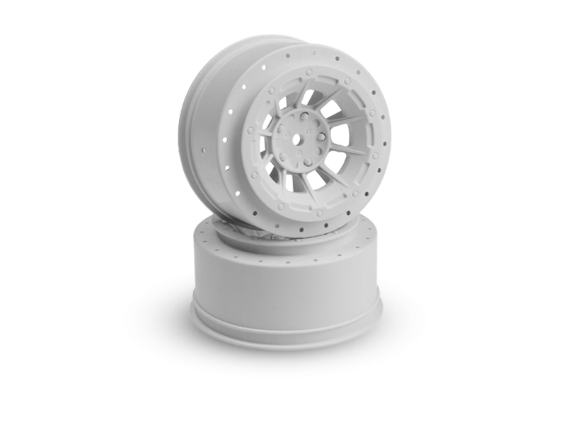 Hazard - Losi SCT-E wheel White