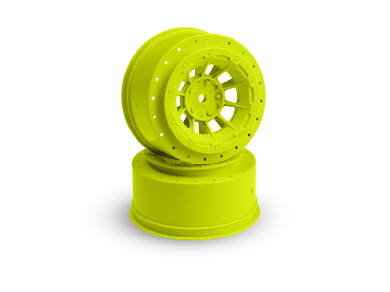Hazard - Losi SCT-E wheel Yellow