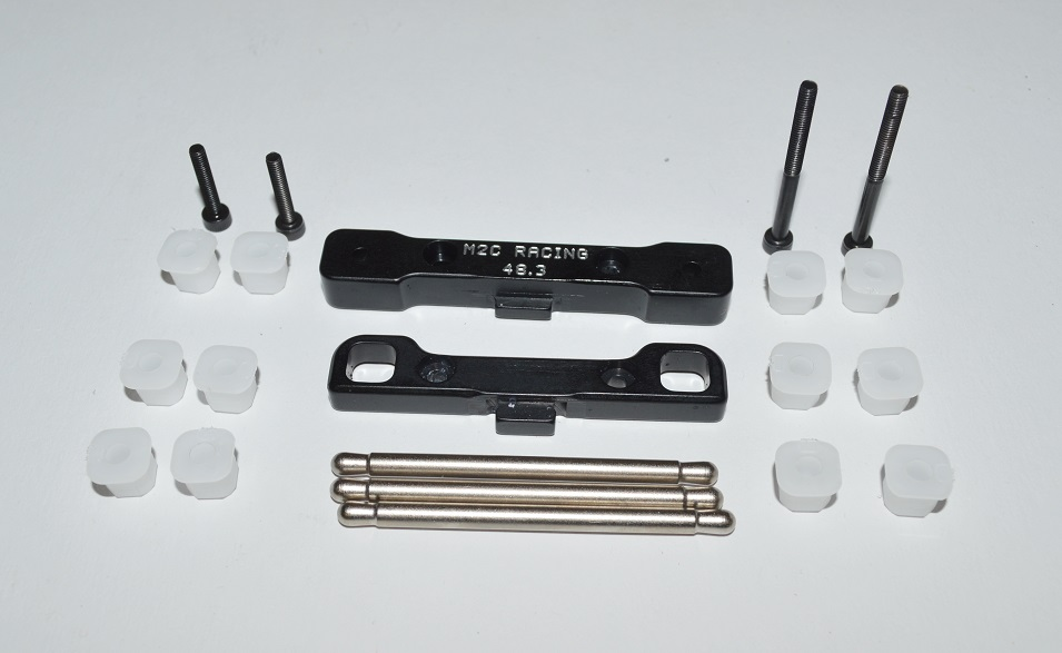 M2C6785 TEKNO 48.3 REAR SUSPENSION SUPPORT SYSTEM