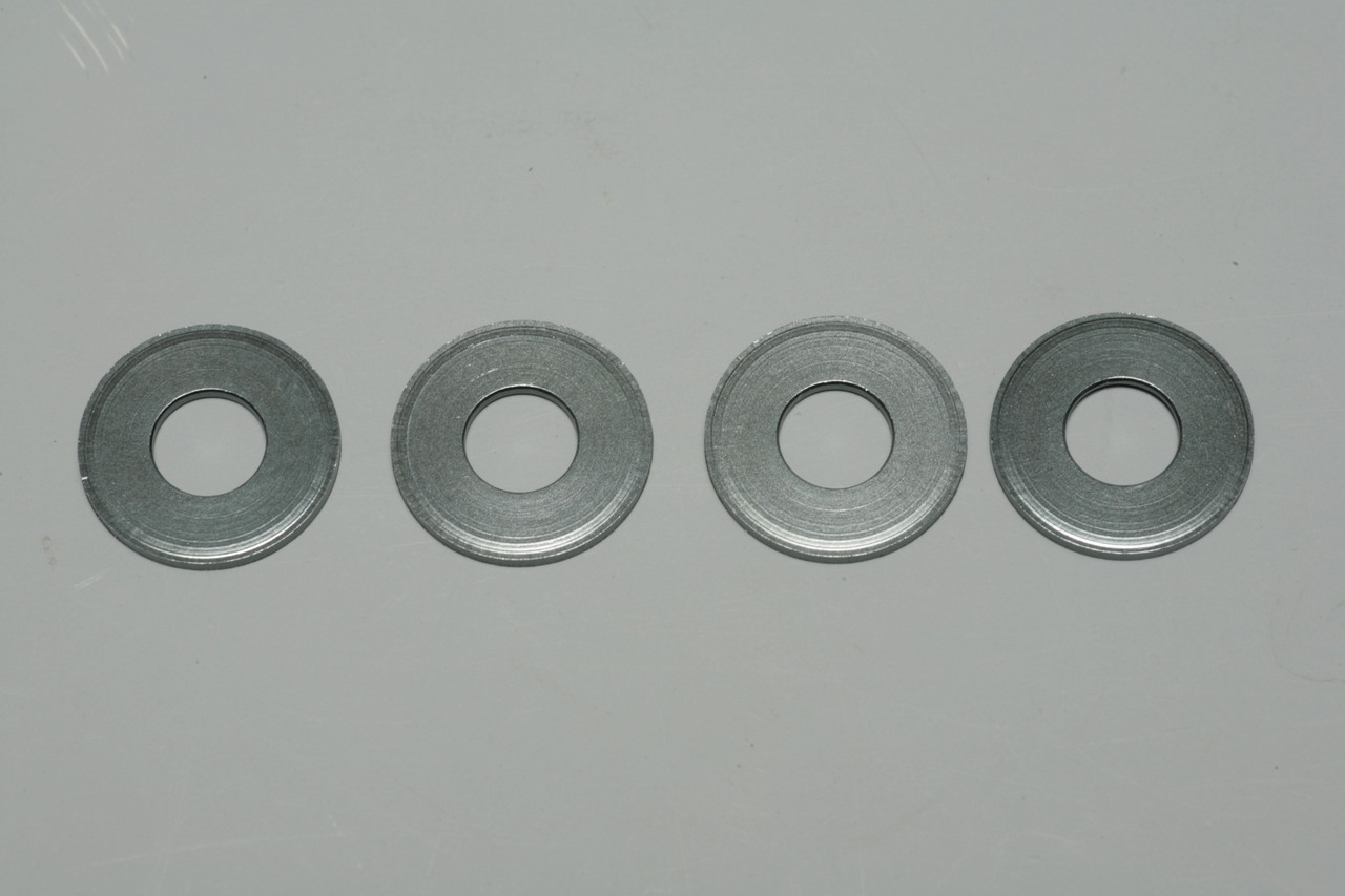 E0161 Front Track Width Adjustment Spacer 4pcs: X8, X7, X6