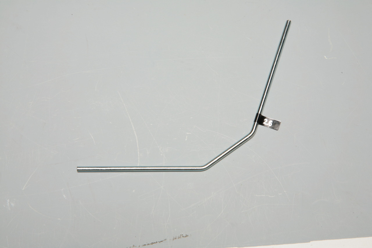 E0167 Front Anti-Roll Bar 2.6mm: X8, X7, X6