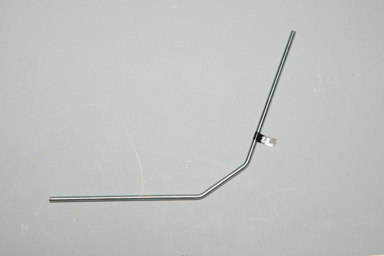 E0169 Rear Anti-Roll Bar 2.8mm: X8, X7, X6