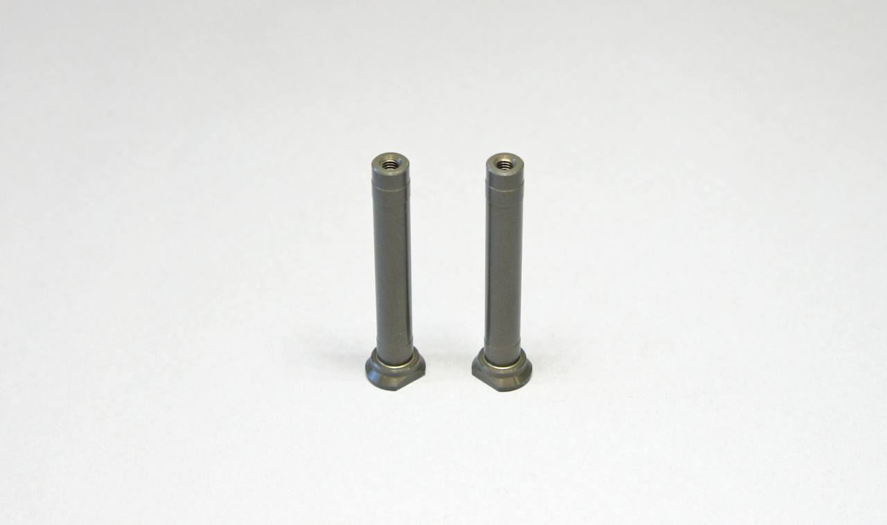 E2322 Alum Servo Saver Shaft 2pcs: X8/E, X8T/E