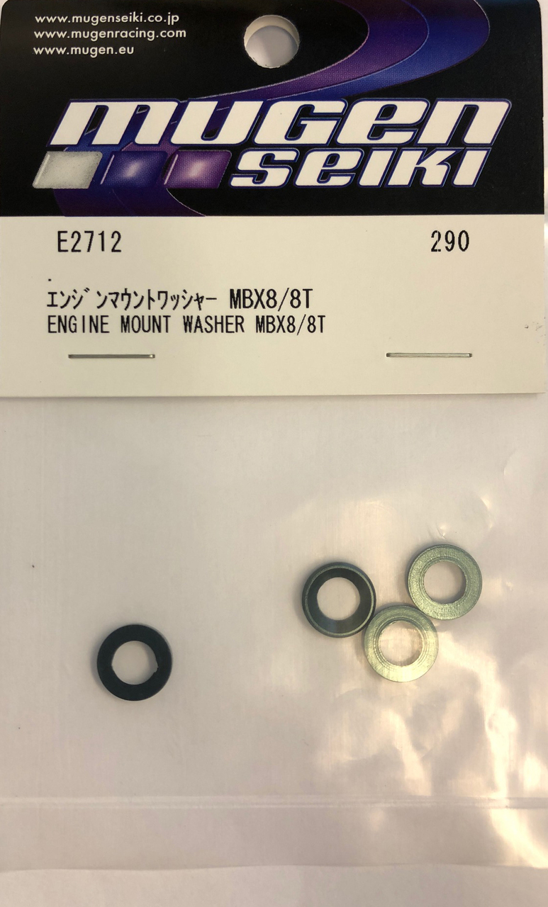 E2712 Engine Mount Washer Set (4pcs)