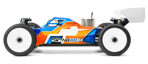 Tekno RC NB48 2.0 Parts