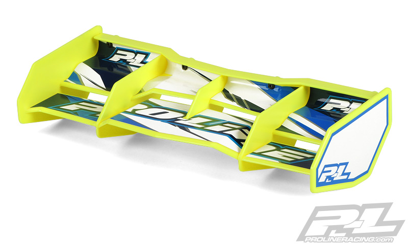 PROLINE TRIFECTA YELLOW WING FOR 1/8 BUGGY OR TRUCK