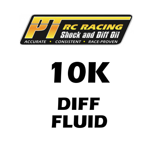 PT Racing RC Diff Oil 10K