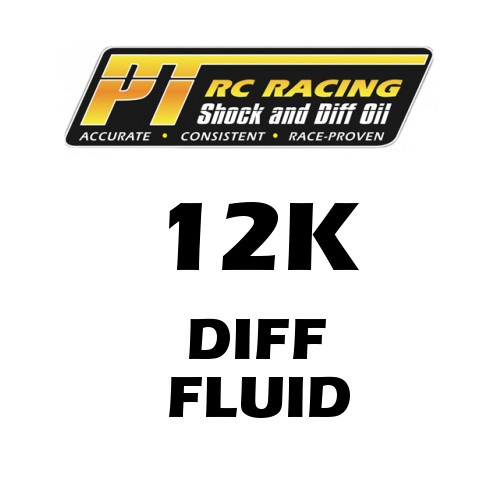 PT Racing RC Diff Oil 12K