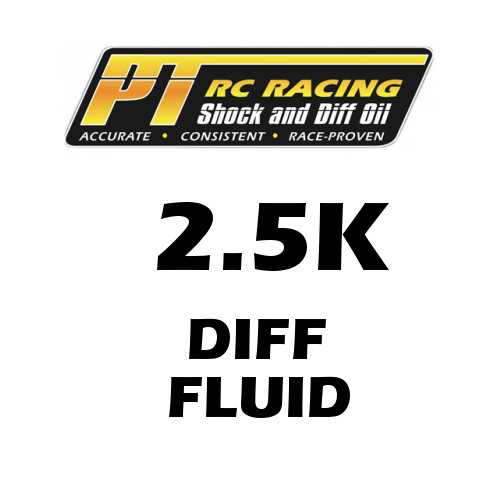 PT Racing RC Diff Oil 2.5K