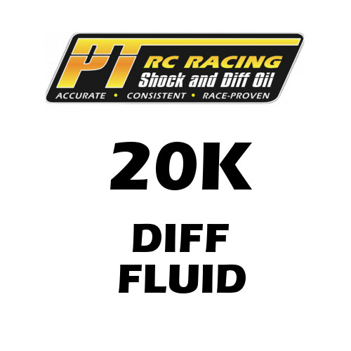 PT Racing RC Diff Oil 20K