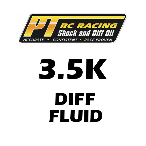 PT Racing RC Diff Oil 3.5K