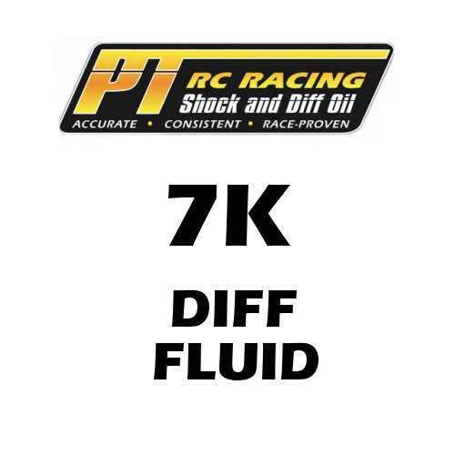 PT Racing RC Diff Oil 7K