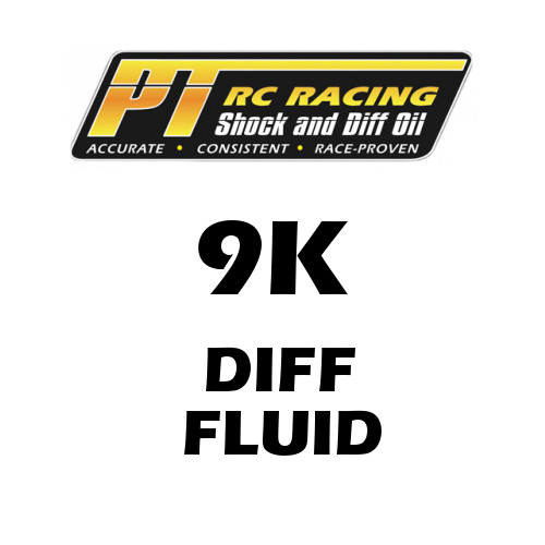 PT Racing RC Diff Oil 9K