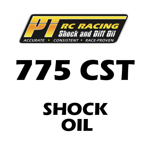 PT Racing RC Shock Oil 4 OZ Bottle 775 CST