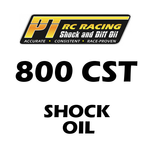PT Racing RC Shock Oil 4 OZ Bottle 800 CST