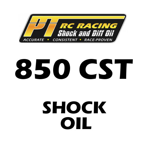 PT Racing RC Shock Oil 4 OZ Bottle 850 CST
