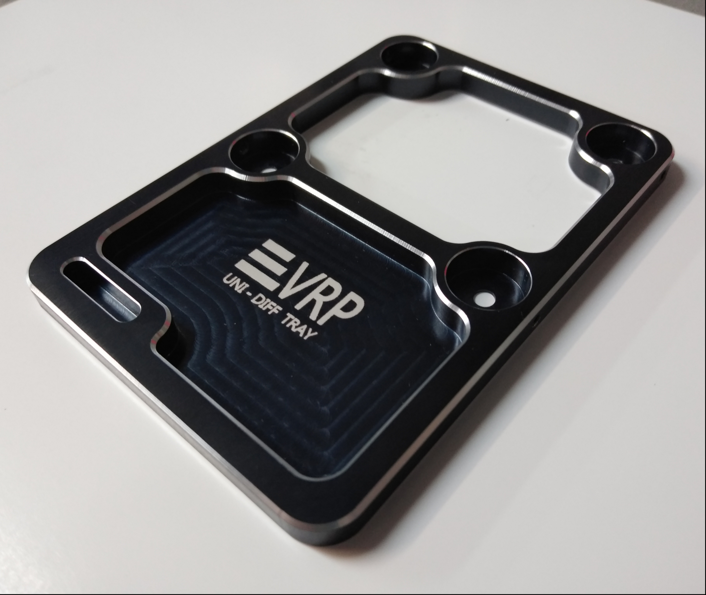 VRP 1/8 Universal Diff Service Tray (Black)