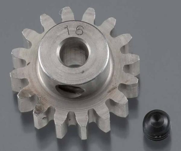 RRP1716  HARDENED 16T PINION GEAR 32P