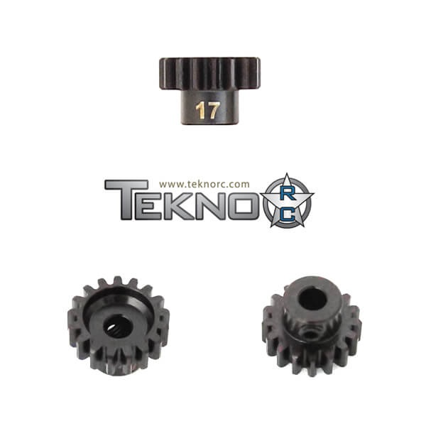 TKR4177 – M5 Pinion Gear (17t, MOD1, 5mm bore, M5 set screw)
