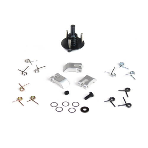 TKR4301X - Complete Traktion Drive Kit (w/shoes, springs)