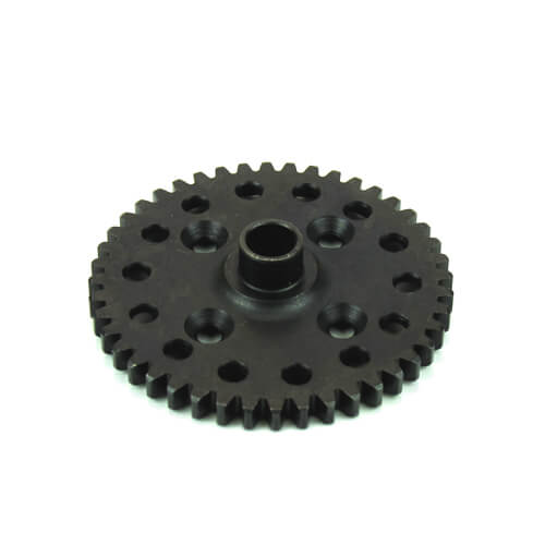 TKR5115 - Spur Gear (44T, hardened steel, lightened)