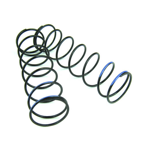 TKR6055 - Shock Spring Set (rear, 1.4×8.5T, 80mm, blue)
