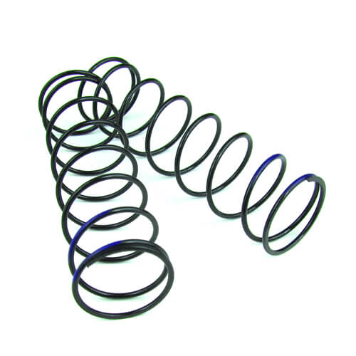TKR6056 - Shock Spring Set (rear, 1.4×8.0T, 80mm, purple)