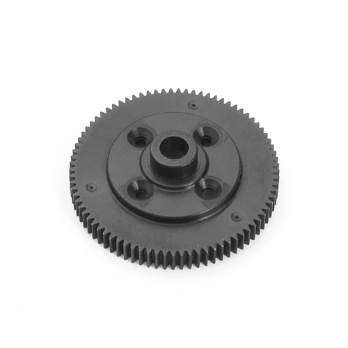 TKR6522 - Spur Gear (81t, 48pitch, composite, black, EB410)