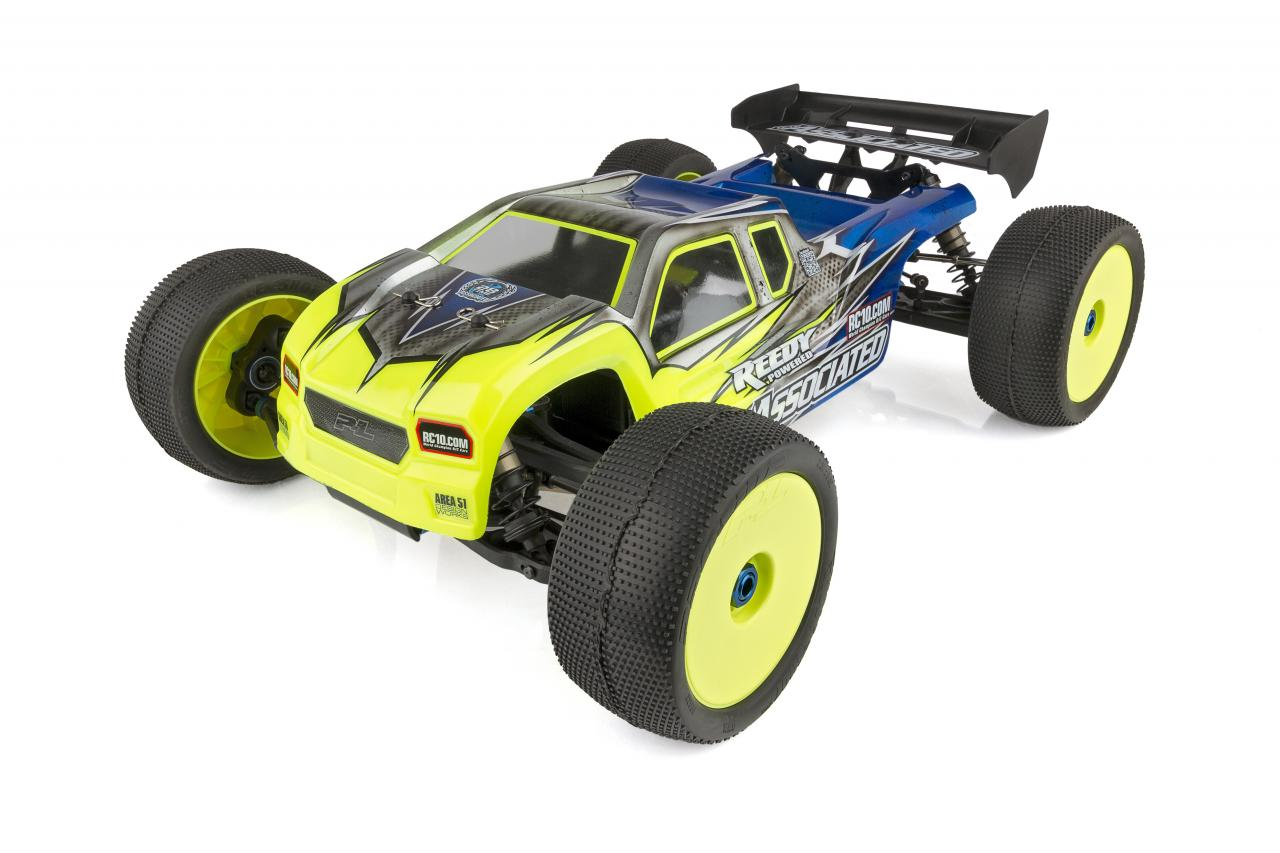 Team Associated RC8T3.1/.2 Option Parts