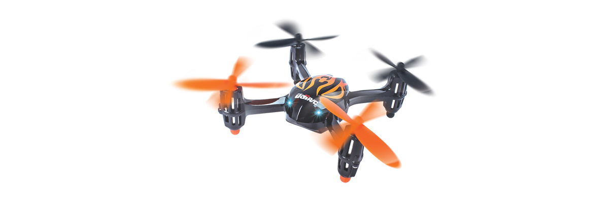 2.4GHZ MINI 4 CHANNEL 6 AXIS HAND SENSOR QUADCOPTER W/ GYRO